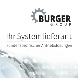 Burger Group - kommday Werbepartner