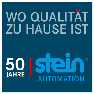 Stein Automation - komm.day. Werbepartner